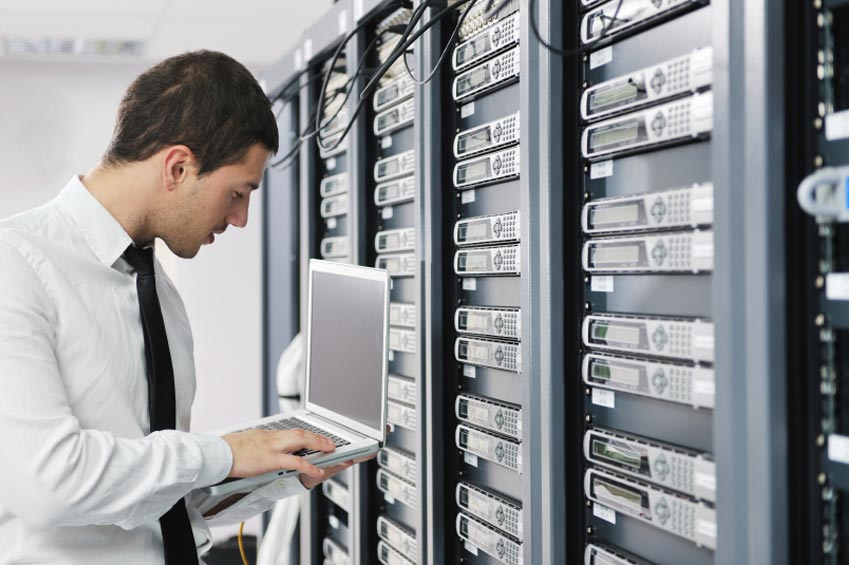 IT Support and Managed IT Solutions - Server Support